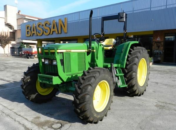 Photo du Tracteurs agricoles 6205 Classic Cadre
