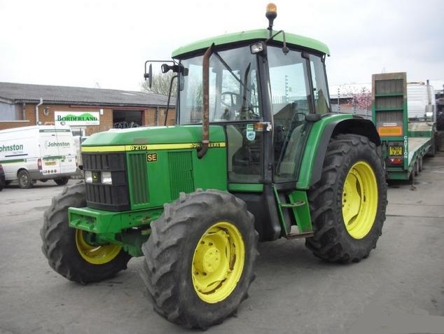 Photo du Tracteurs agricoles 6210 SE