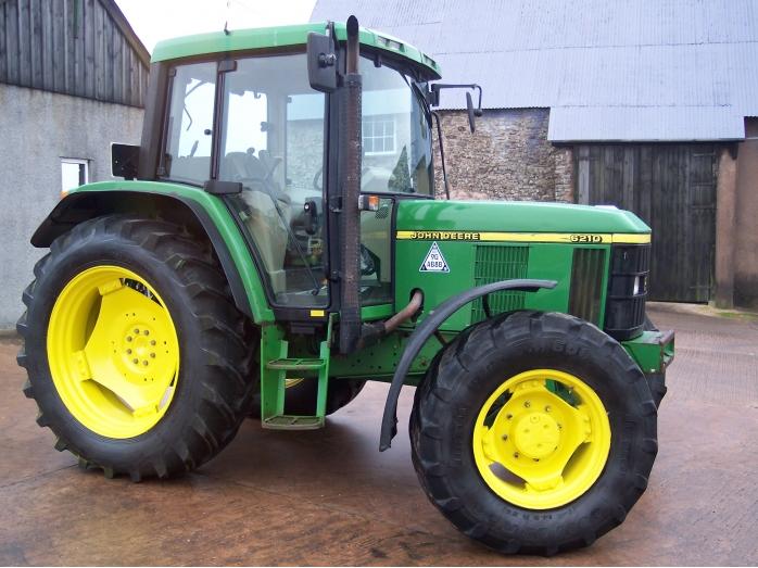 Photo du Tracteurs agricoles 6210 30 Km/h