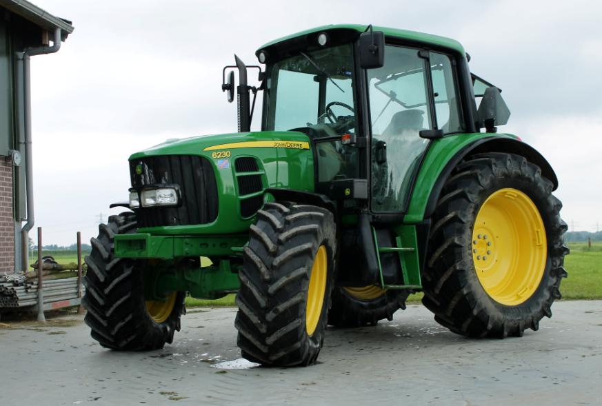Photo du Tracteurs agricoles 6230
