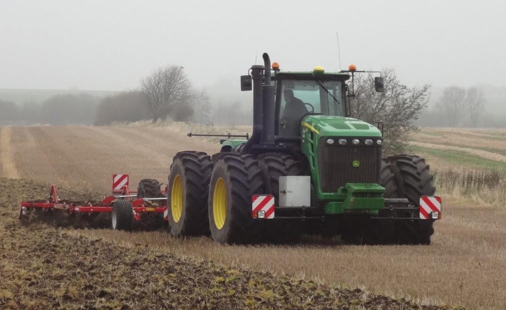 Photo du Tracteurs agricoles 9430