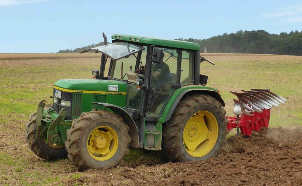 Photo du Tracteurs agricoles 6310 30 Km/h
