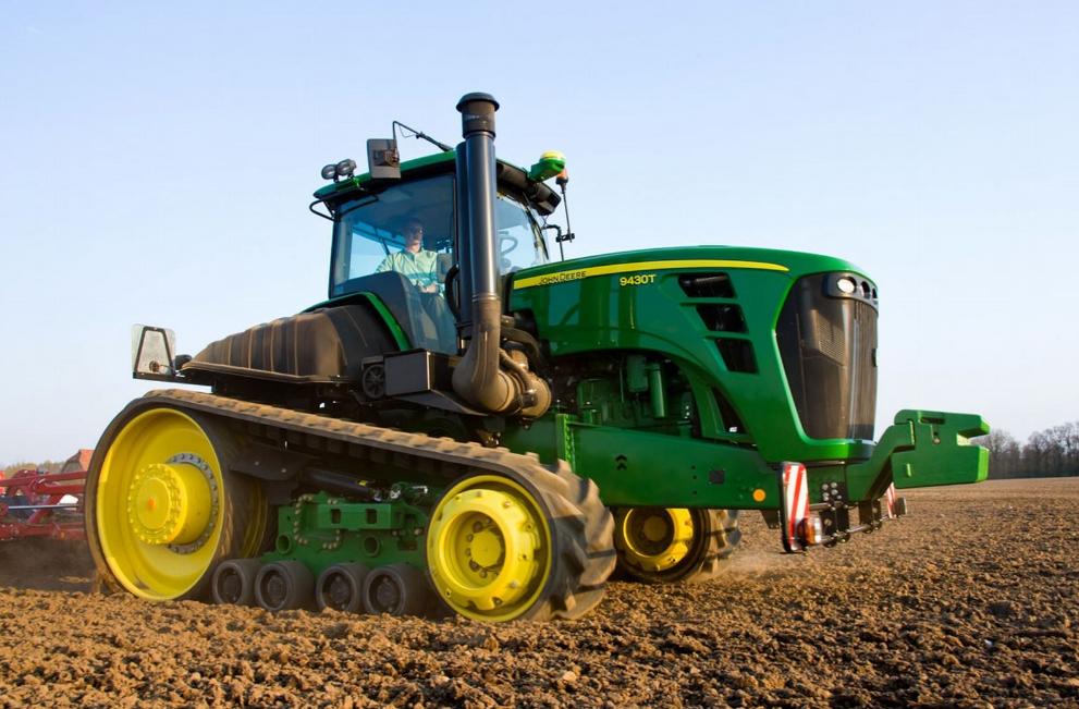 Photo du Tracteurs agricoles 9430T