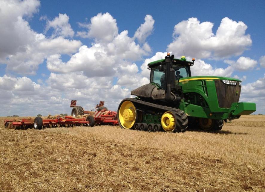 Photo du Tracteurs agricoles 9460RT