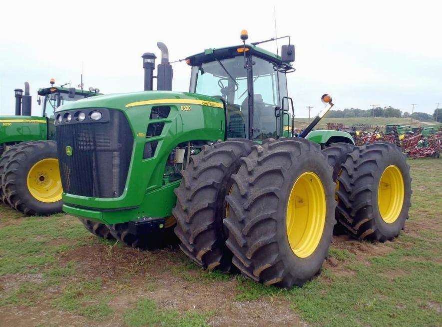 Photo du Tracteurs agricoles 9530