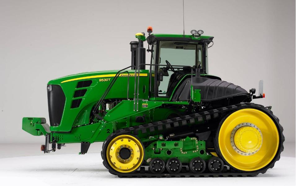 Photo du Tracteurs agricoles 9530T