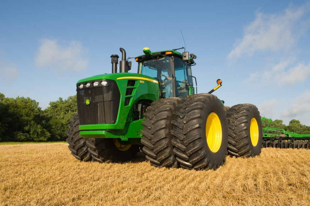 Photo du Tracteurs agricoles 9630
