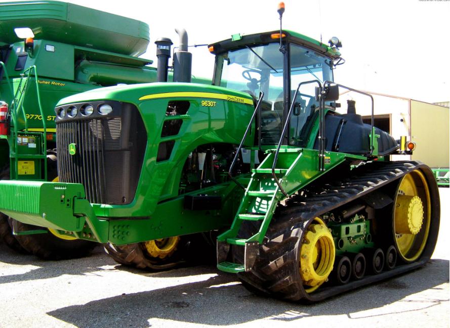Photo du Tracteurs agricoles 9630T