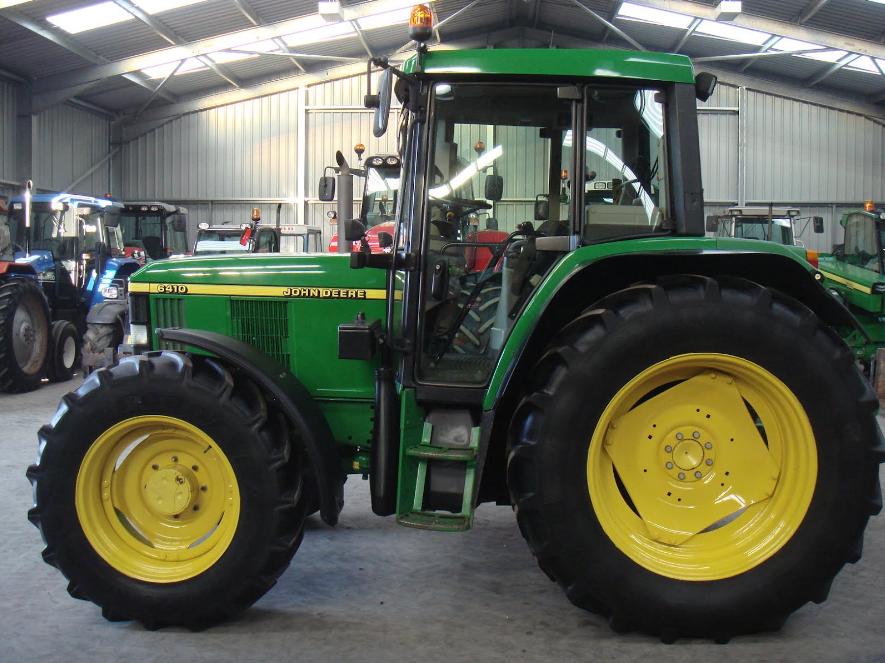 Photo du Tracteurs agricoles 6410 30 Km/h