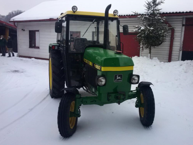 Photo du Tracteurs agricoles 1550
