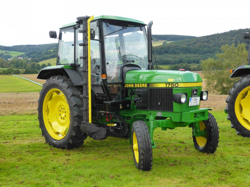 Photo du Tracteurs agricoles 1750