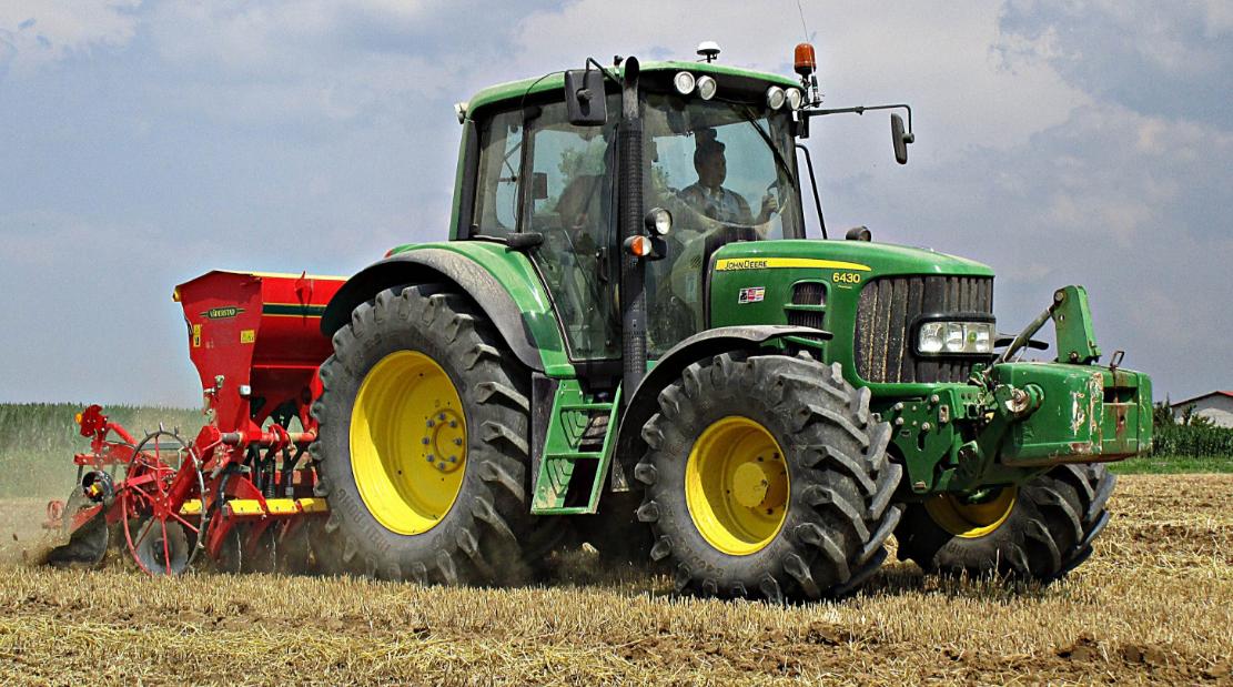 Photo du Tracteurs agricoles 6430