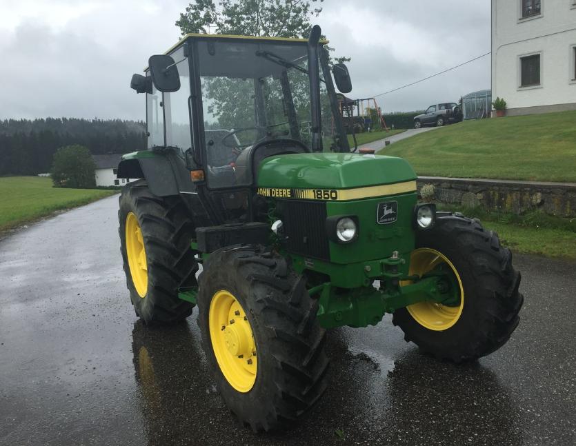 Photo du Tracteurs agricoles 1850 MC1