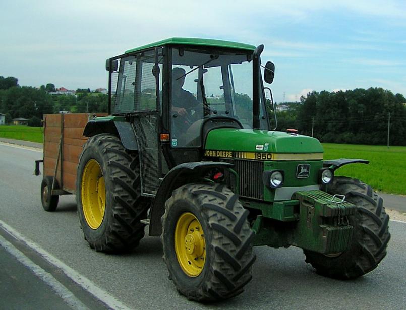Photo du Tracteurs agricoles 1950