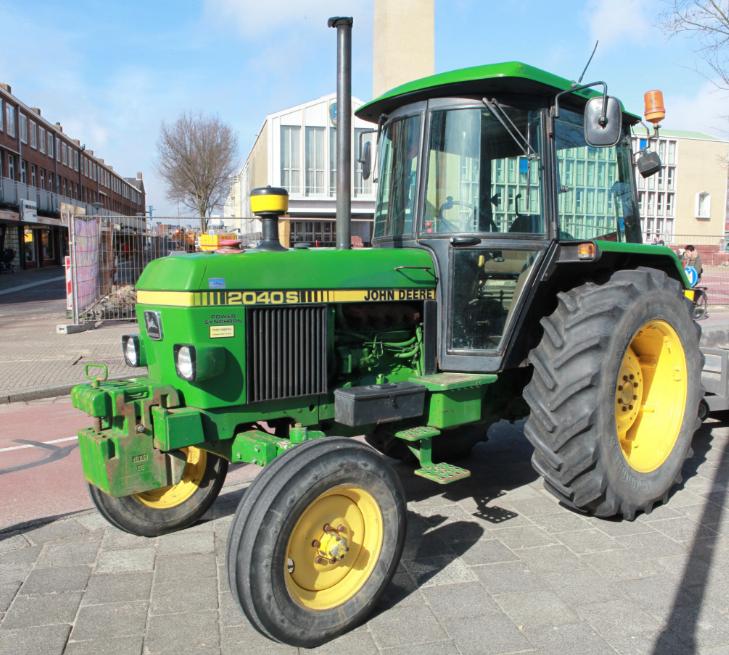 Photo du Tracteurs agricoles 2040 SG2