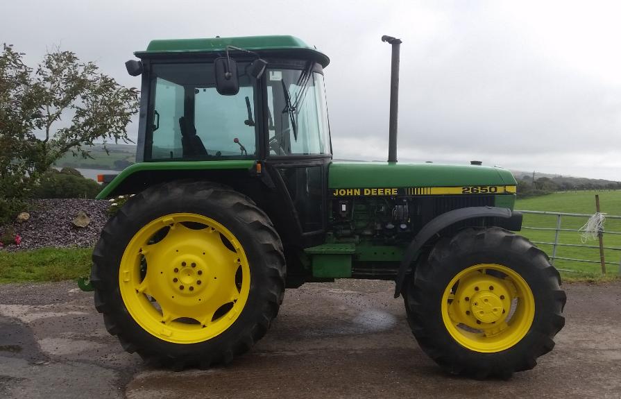 Photo du Tracteurs agricoles 2650 Luxe