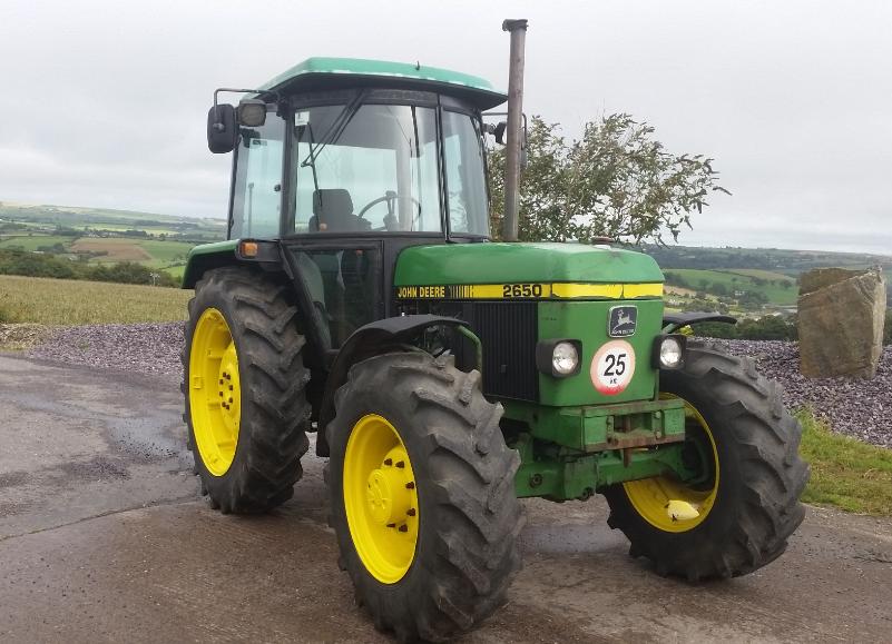 Photo du Tracteurs agricoles 2650 SG2 Confort