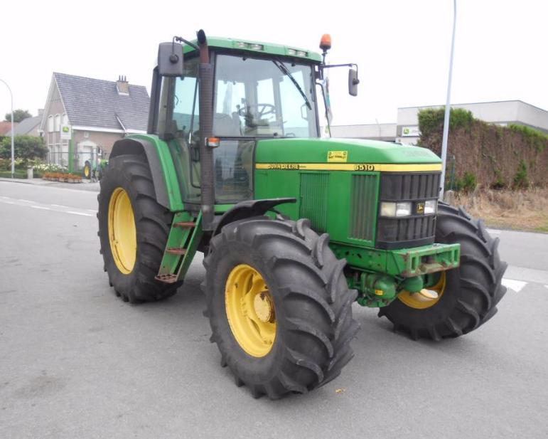 Photo du Tracteurs agricoles 6510 30 Km/h