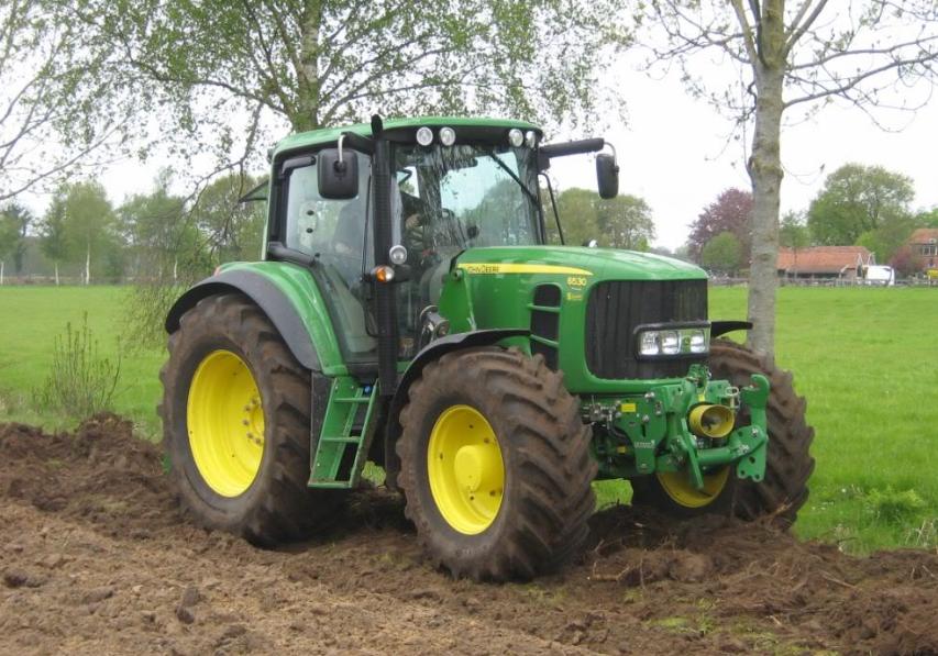 Photo du Tracteurs agricoles 6530 Premium