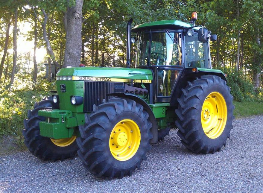 Photo du Tracteurs agricoles 3350