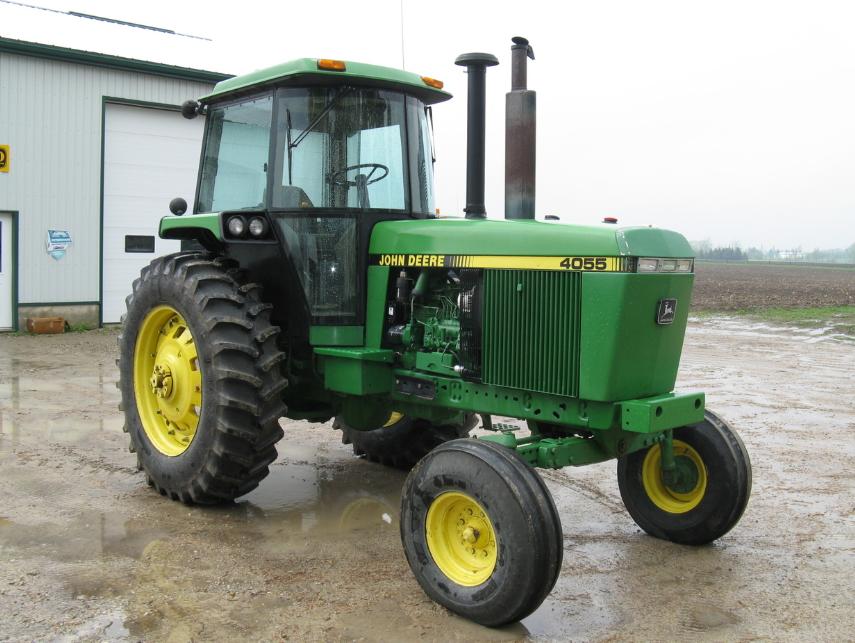 Photo du Tracteurs agricoles 4055