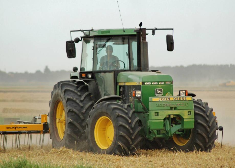 Photo du Tracteurs agricoles 4755