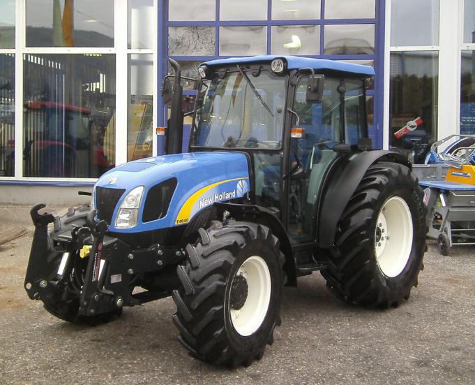 Photo du Tracteurs agricoles T4040
