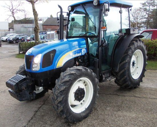 Photo du Tracteurs agricoles T4040 D/S