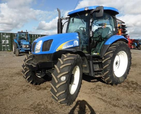 Photo du Tracteurs agricoles T6010 Plus