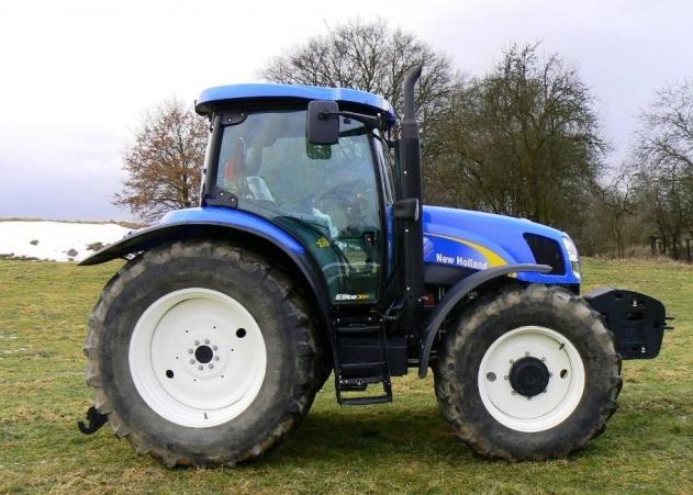 Photo du Tracteurs agricoles T6020 Delta