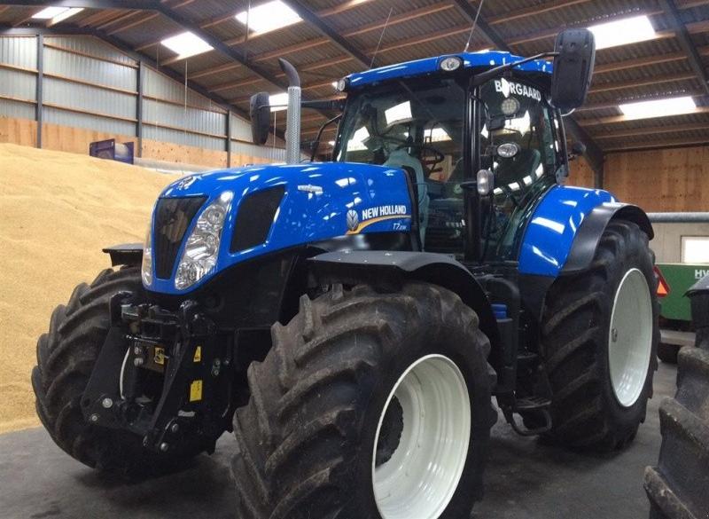 Photo du Tracteurs agricoles T7.235 PowerCommand