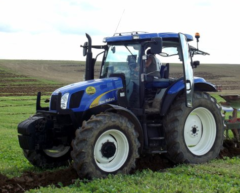Photo du Tracteurs agricoles T6020 Plus / Elite