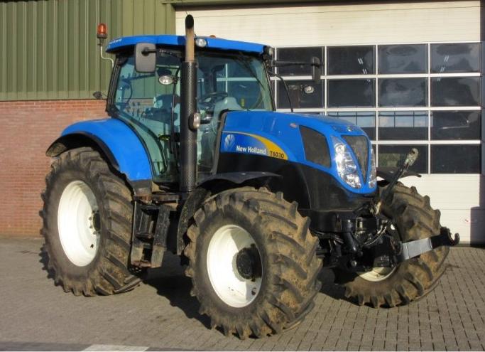 Photo du Tracteurs agricoles T6030 Active Range Command