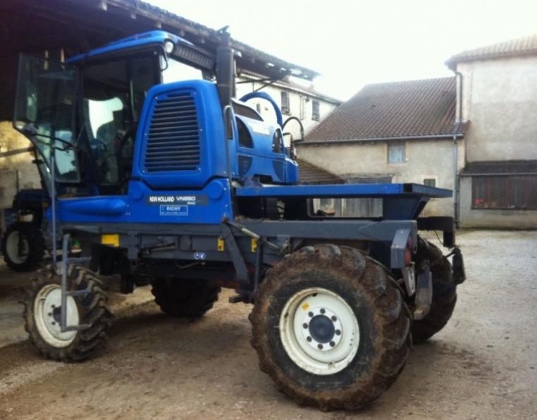 Photo du Tracteurs agricoles VN300