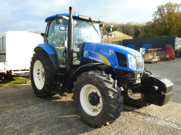 Photo du Tracteurs agricoles T6030 Delta
