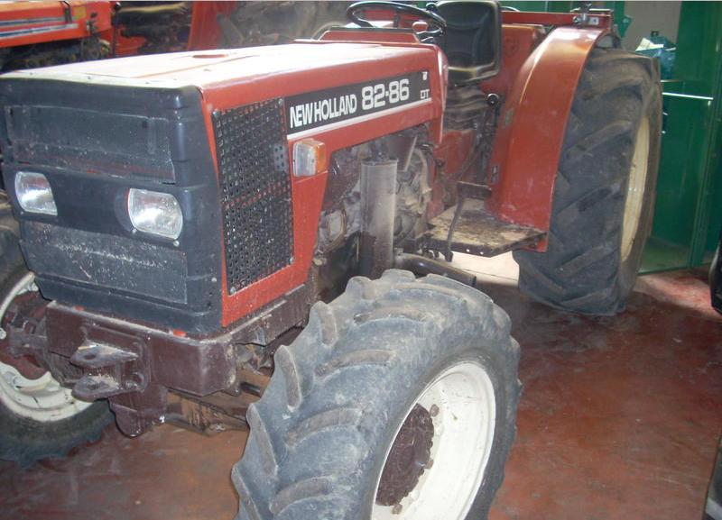 Photo du Autres tracteurs 82-86 LT