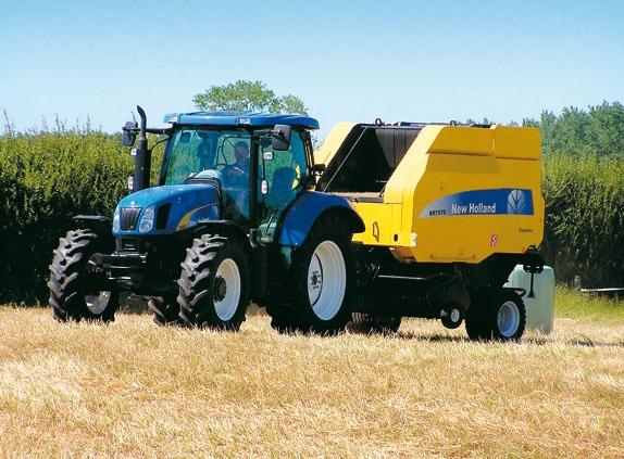 Photo du Tracteurs agricoles T6050 Delta