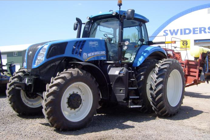 Photo du Tracteurs agricoles T8.275 UltraCommand
