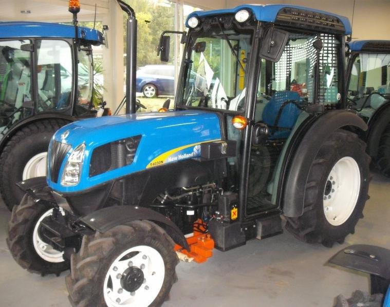 Photo du Autres tracteurs T4030N