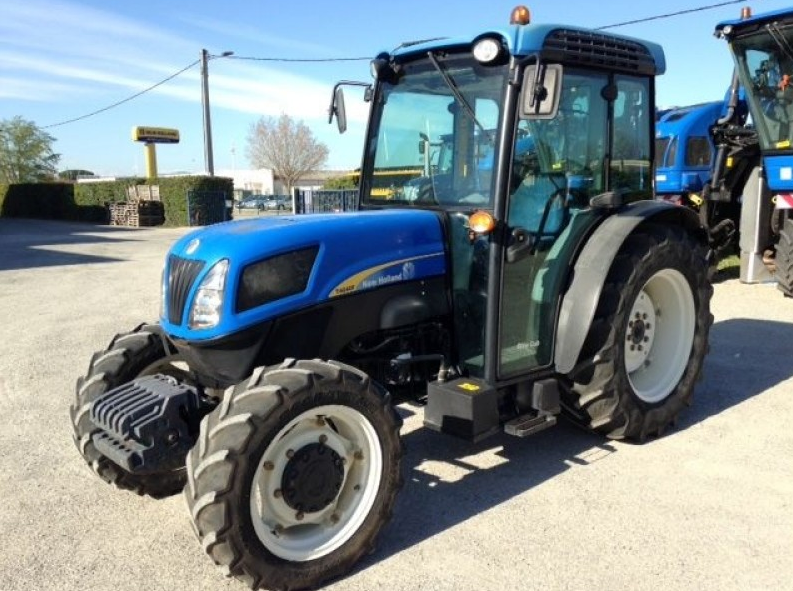Photo du Tracteurs fruitiers T4040F