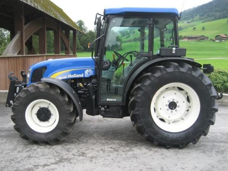 Photo du Tracteurs vignerons T4050V