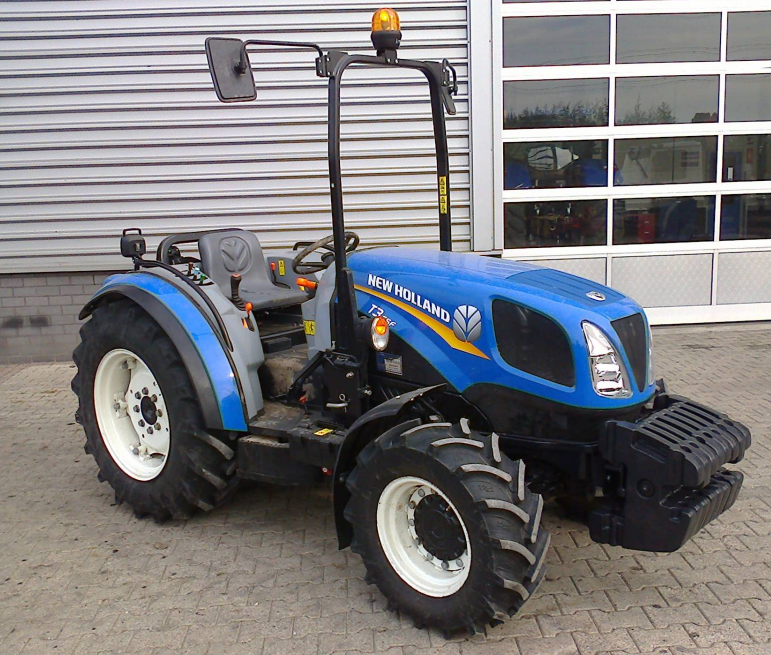 Photo du Tracteurs fruitiers T3.55F