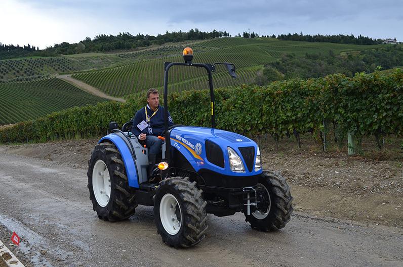 Photo du Tracteurs fruitiers T3.75F