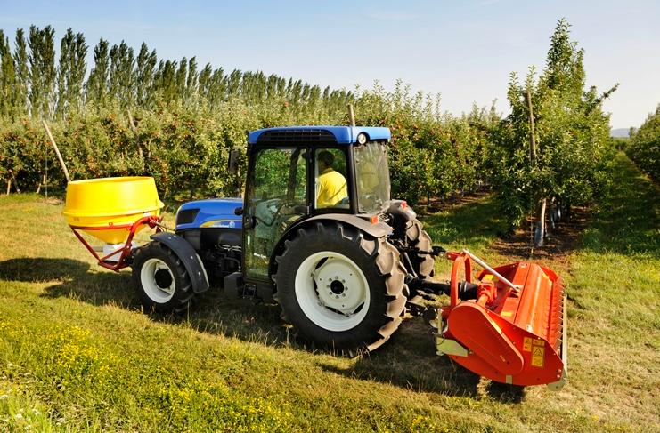 Photo du Tracteurs fruitiers T4.105F