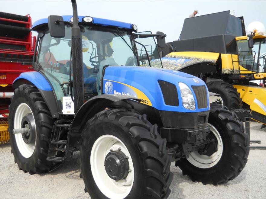 Photo du Tracteurs agricoles T6070 Plus