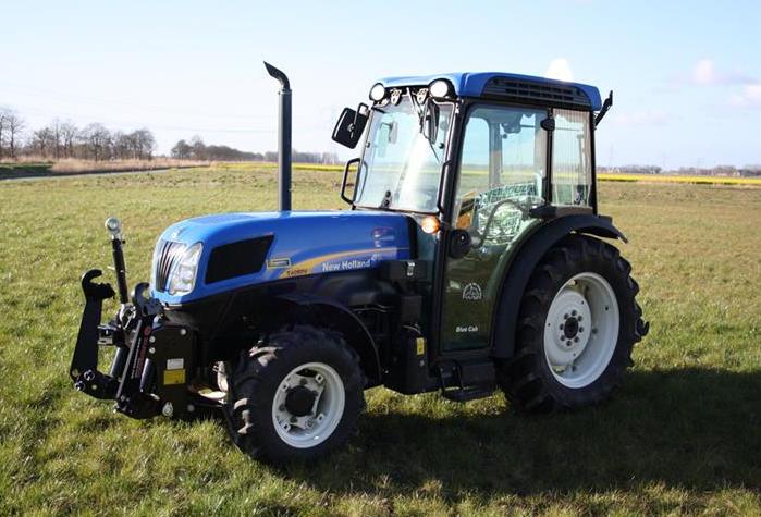 Photo du Tracteurs vignerons T4.65V