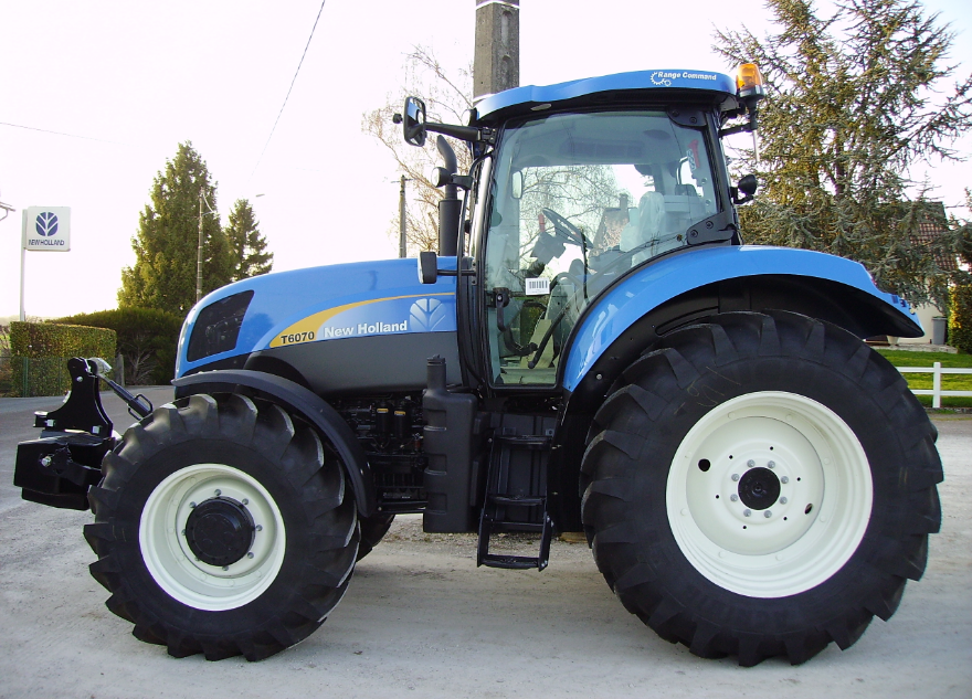 Photo du Tracteurs agricoles T6070 Plus / Elite
