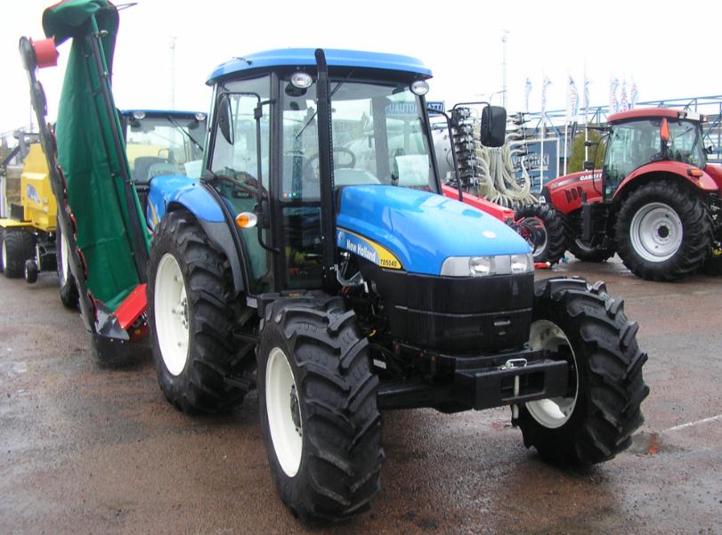 Photo du Tracteurs agricoles TD 5040