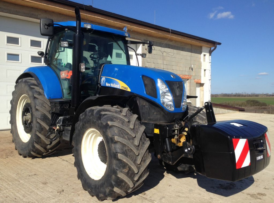 Photo du Tracteurs agricoles T7060 Active Power Command