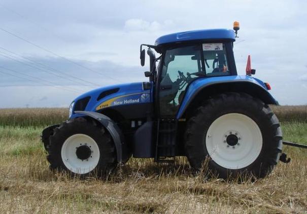 Photo du Tracteurs agricoles T7510